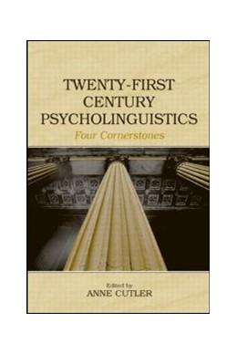Abbildung von Cutler   Twenty-First Century Psycholinguistics   2005   Four Cornerstones