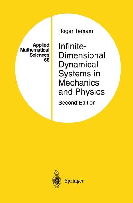 Abbildung von Temam | Infinite-Dimensional Dynamical Systems in Mechanics and Physics | 1997