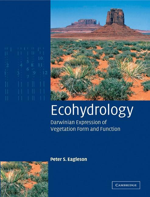 Abbildung von Eagleson | Ecohydrology | 2005
