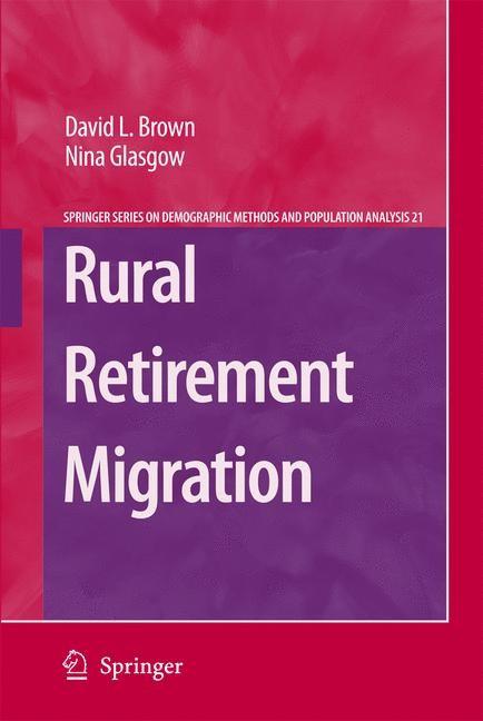 Abbildung von Brown / Glasgow | Rural Retirement Migration | 2008