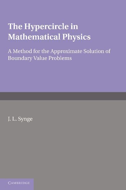 Abbildung von Synge | The Hypercircle in Mathematical Physics | 2012