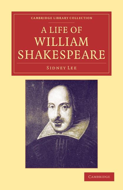 Abbildung von Lee | A Life of William Shakespeare | 2012