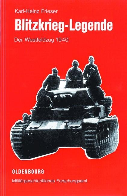 Abbildung von Frieser | Blitzkrieg-Legende | 2012