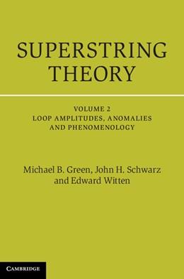Abbildung von Green / Schwarz / Witten | Superstring Theory | 2012 | 25th Anniversary Edition