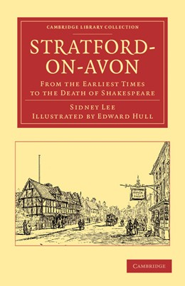 Abbildung von Lee | Stratford-on-Avon | 2012 | From the Earliest Times to the...