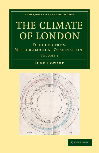 Abbildung von Howard | The Climate of London | 2012