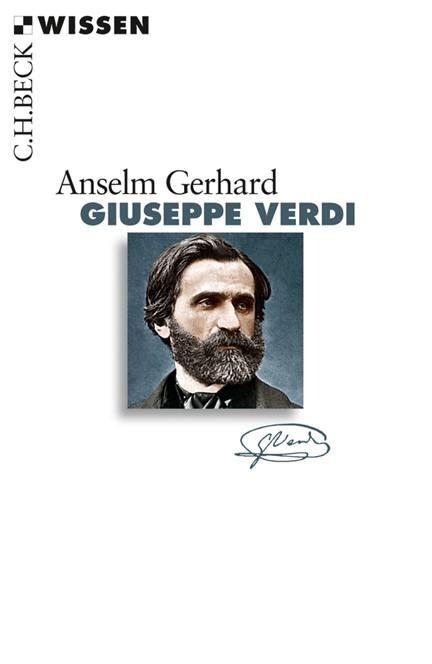 Cover: Anselm Gerhard, Giuseppe Verdi