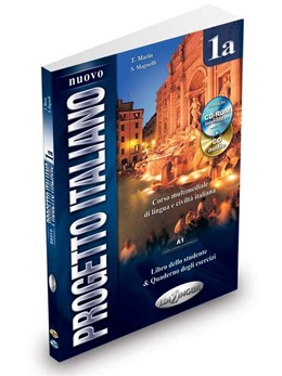 Abbildung von Marin / Magnelli   Nuovo Progetto italiano 1a   Learners edition   2010   Corso multimediale di lingua e...
