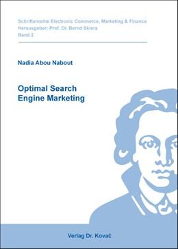 Abbildung von Abou Nabout   Optimal Search Engine Marketing   2012   2