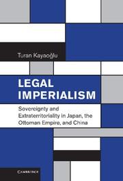 Abbildung von Kayaoglu | Legal Imperialism | 2010