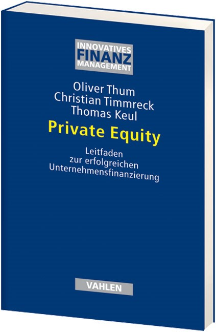 Abbildung von Thum / Timmreck / Keul | Private Equity | 2008