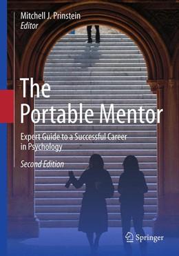 Abbildung von Prinstein   The Portable Mentor   2012   Expert Guide to a Successful C...