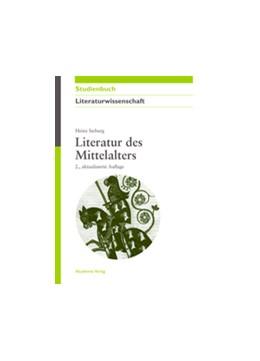 Abbildung von Sieburg | Literatur des Mittelalters | aktualisierte Auflage | 2012