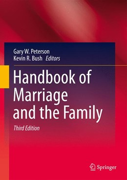 Abbildung von Peterson / Bush | Handbook of Marriage and the Family | 2012