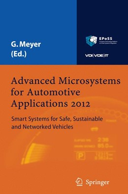 Abbildung von Meyer | Advanced Microsystems for Automotive Applications 2012 | 2012 | Smart Systems for Safe, Sustai...
