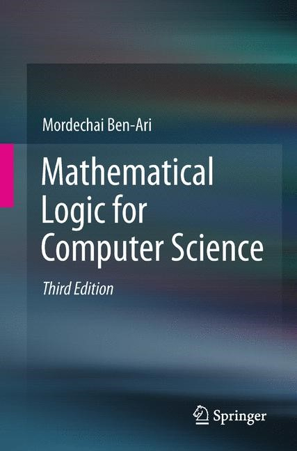 Abbildung von Ben-Ari   Mathematical Logic for Computer Science   2012