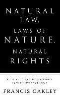 Abbildung von Oakley | Natural Law, Laws of Nature, Natural Rights | 2005
