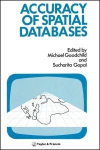 Abbildung von Goodchild / Gopal | The Accuracy Of Spatial Databases | 1989
