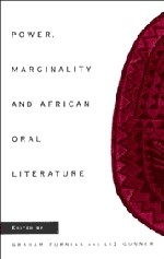 Abbildung von Furniss / Gunner | Power, Marginality and African Oral Literature | 1995