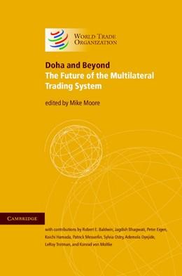 Abbildung von Moore | Doha and Beyond | 2004
