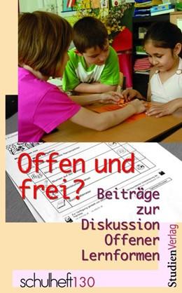 Abbildung von schulheft 2/08 - 130 | Offen und frei? | 2008 | Beiträge zur Diskussion offene... | 2/08