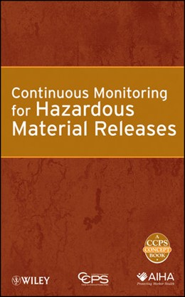 Abbildung von Continuous Monitoring for Hazardous Material Releases | 2009