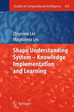 Abbildung von Les | Shape Understanding System – Knowledge Implementation and Learning | 2012 | 425