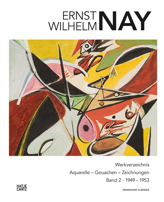 E. W. Nay, 2014 | Buch (Cover)