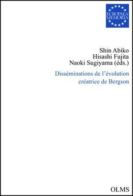 Abbildung von Abiko / Sugiyama / Fujita | Disséminations de l'évolution créatrice de Bergson | 2012 | 2012 | 90