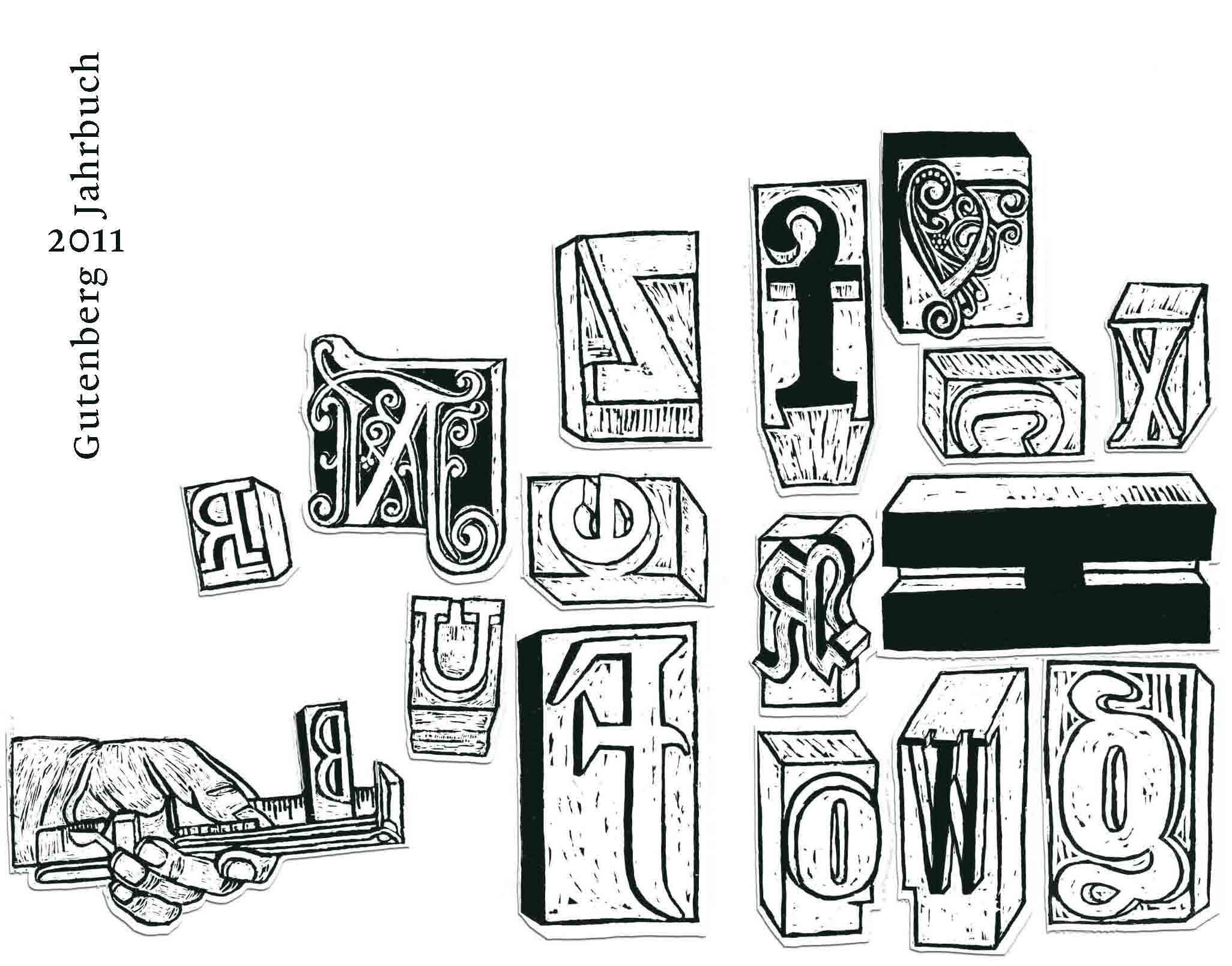 Abbildung von / Füssel | Gutenberg-Jahrbuch 86 (2011) | 2011