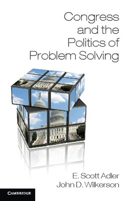 Abbildung von Adler / Wilkerson | Congress and the Politics of Problem Solving | 2013