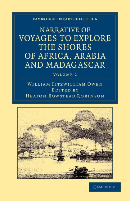Abbildung von Owen / Robinson | Narrative of Voyages to Explore the Shores of Africa, Arabia, and Madagascar | 2012