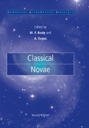 Abbildung von Bode / Evans   Classical Novae   2012