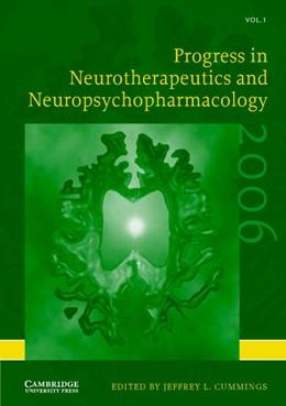 Abbildung von Cummings | Progress in Neurotherapeutics and Neuropsychopharmacology: Volume 1, 2006 | 2012