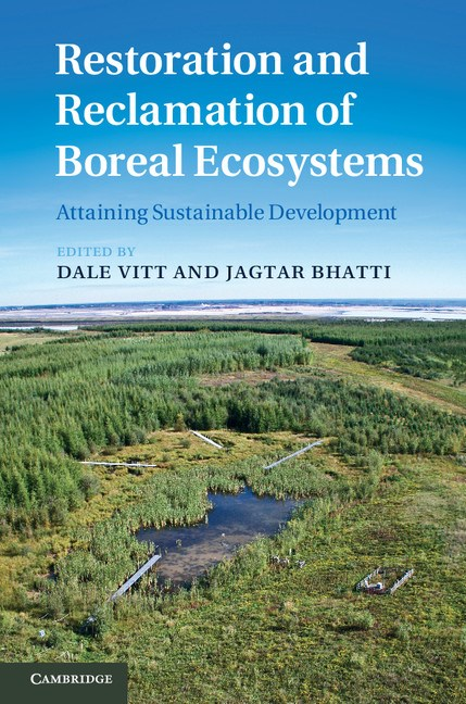 Abbildung von Vitt / Bhatti | Restoration and Reclamation of Boreal Ecosystems | 2012