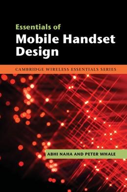 Abbildung von Naha / Whale | Essentials of Mobile Handset Design | 2012