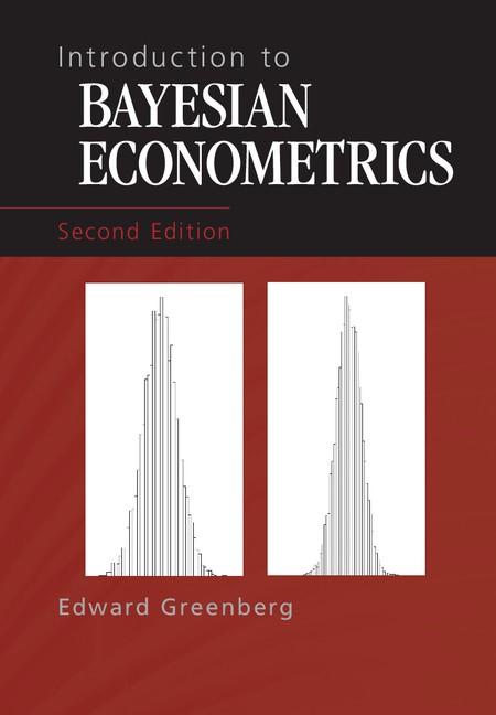 Abbildung von Greenberg   Introduction to Bayesian Econometrics   2012