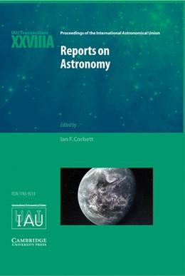 Abbildung von Corbett | Reports on Astronomy 2010-2012 (IAU XXVIIIA) | 2012