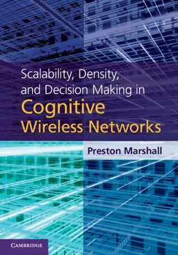 Abbildung von Marshall | Scalability, Density, and Decision Making in Cognitive Wireless Networks | 2012