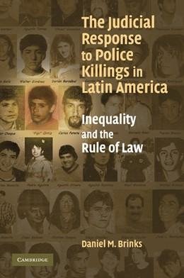 Abbildung von Brinks | The Judicial Response to Police Killings in Latin America | 2012 | Inequality and the Rule of Law