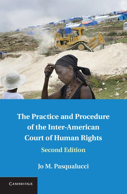 Abbildung von Pasqualucci   The Practice and Procedure of the Inter-American Court of Human Rights   2012
