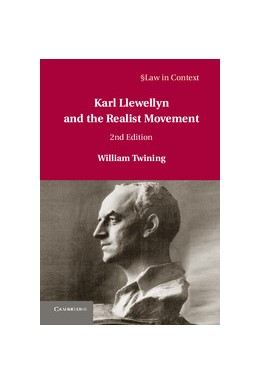 Abbildung von Twining | Karl Llewellyn and the Realist Movement | 2012