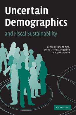 Abbildung von Alho / Jensen / Lassila | Uncertain Demographics and Fiscal Sustainability | 2012