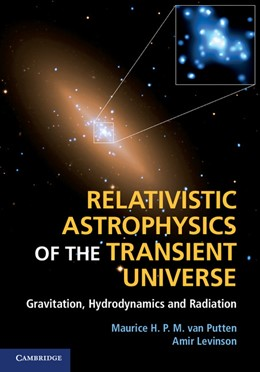 Abbildung von Van Putten / Levinson   Relativistic Astrophysics of the Transient Universe   2012   Gravitation, Hydrodynamics and...