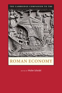 Abbildung von Scheidel | The Cambridge Companion to the Roman Economy | 2012
