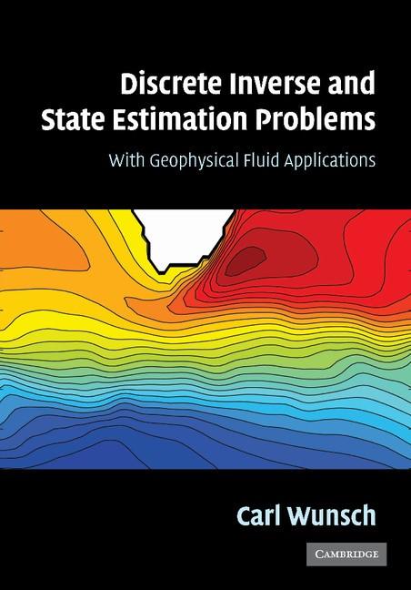 Abbildung von Wunsch | Discrete Inverse and State Estimation Problems | 2012