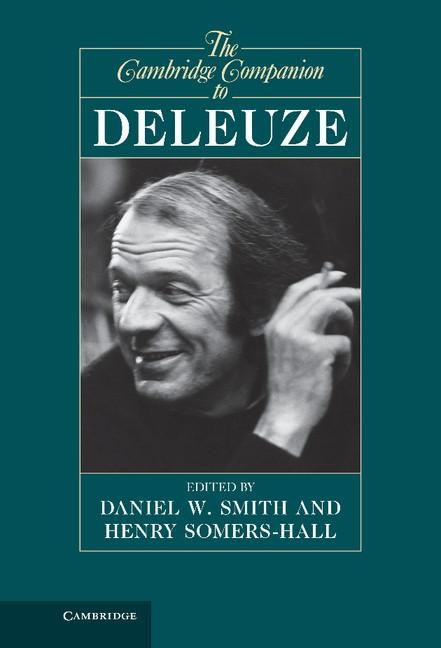 Abbildung von Smith / Somers-Hall | The Cambridge Companion to Deleuze | 2012