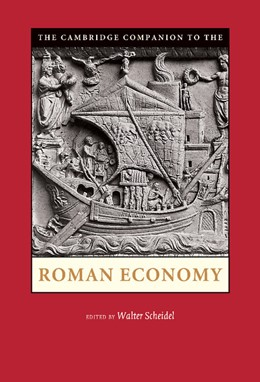 Abbildung von Scheidel | The Cambridge Companion to the Roman Economy | 2012
