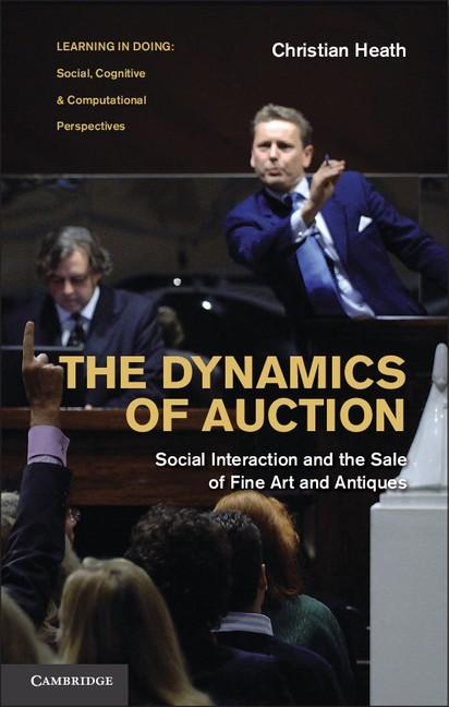 Abbildung von Heath | The Dynamics of Auction | 2014