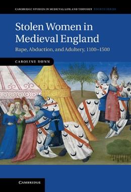 Abbildung von Dunn   Stolen Women in Medieval England   2012